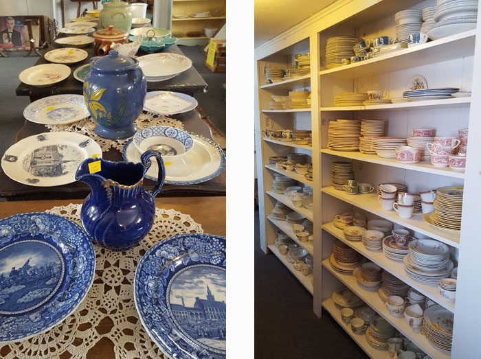 Home | Showroom | Linens Dishes Etc. | We Buy| Special Projects| Contact Us & Tillotson Trading Linens Dishes Etc.